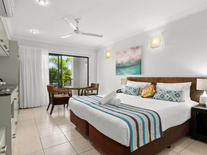 Studio Apartment - Blue Lagoon Resort Trinity Beach