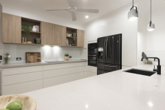 Stunning kitchen for all your family needs | Family Friendly Port Douglas Holiday House