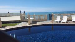 Stunning Ocean Views from the Swimming Pool overlooking Cairns Beaches