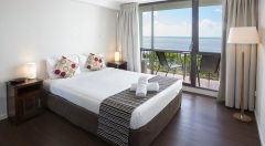 Cairns accommodation -Water View Suites with Separate Bedroom Area - Cairns Plaza Hotel