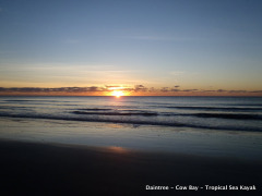 Sunrise - Daintree Crocodylus Village