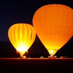 Sunrise hot air balloon tours Cairns & Port Douglas