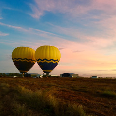 Sunrise Hot Air Ballooning - Reef Combo