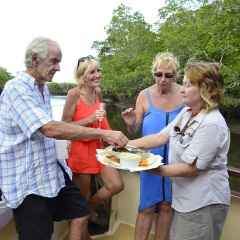 Sunset And Day Cruise From Port Douglas | Complimentary Drink and Nibbles