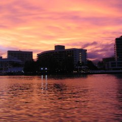 Sunset Cruises Cairns Queensland Australia