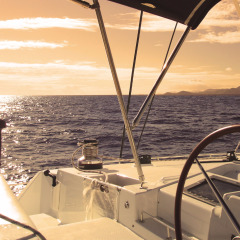 Sunset Sail Back to Port Douglas