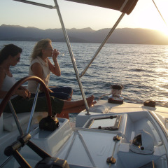 Sunset Sailing Port Douglas - Low Isles Tour