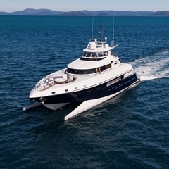 Super Yacht Port Douglas MY-SPI