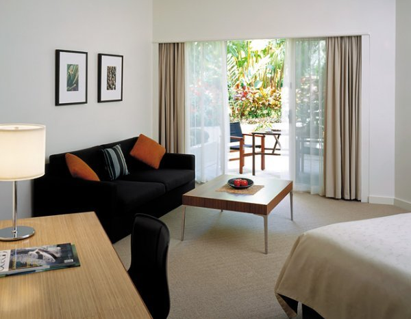 Superior Room - Shangri-La Cairns Luxury Hotel Accommodation