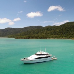 Cairns Charter Yachts - Charter Boats Great Barrier Reef
