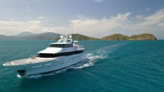 Superyachts Great Barrier Reef
