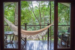 Surround yourself with nature at Silky Oaks Rainforest Retreat, located in the Daintree National Park, Qld