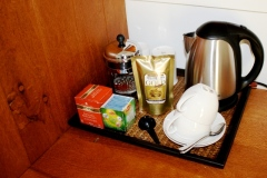 Selection of Herbal Tea & Local Coffee - Sweetwater Lodge Atherton Tablelands