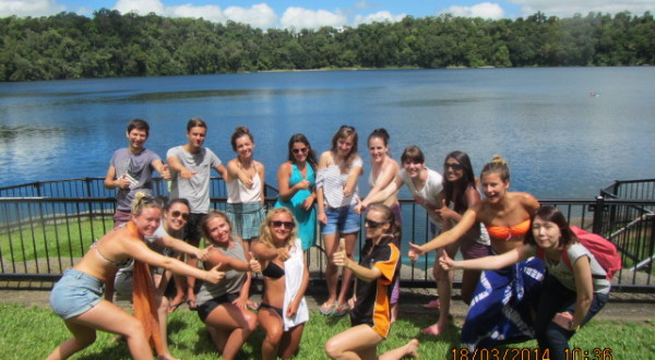 Swim At Lake Eacham | Full Day Tour