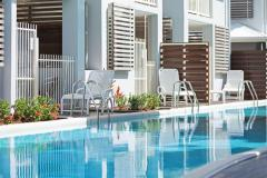 Swim Up accommodation at Mantra Aqueous Port Douglas