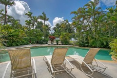 Families can enjoy the swimming pool year round at your  holiday apartment in Cairns Queensland Australia