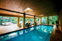 Swimming Pool (Soar Heated in Winter) - Daintree Eco Lodge & Spa
