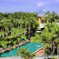 Swimming Pool - Palm Royale Resort Cairns