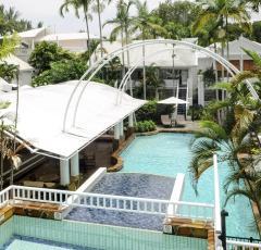 Swimming Pool - Reef House Palm Cove
