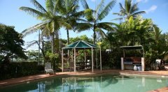 Swimming Pool - Trinity Beach Holiday Accommodation