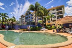 Cairns Esplanade Apartments Swimming Pool