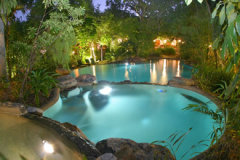 Rainforest Resorts Cairns - Swimming Pool - Thala Nature Reserve