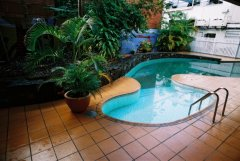 Swimming Pool for a refreshing plunge - Hides Hotel Cairns