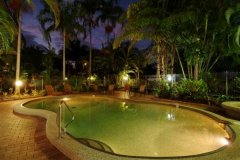 Swimming Pool - Cairns Beaches Accommodation