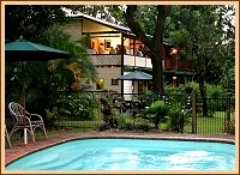 Swimming Pool - Deluxe Daintree B&B Accommodation