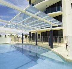 Swimming Pool - Piermonde Holiday Apartments Cairns