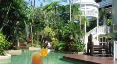 Relax by the Pool at Rydges Esplanade Cairns