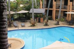 Swimming Pool at Oasis Inn Cairns