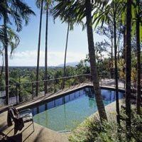 Swimming Pool at your own Holiday House Cairns