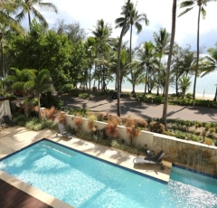 Swimming Pool - Island Views Luxury Holiday Apartments Palm Cove