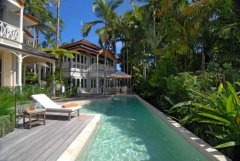 Private Swimming Pool in Tropical Setting - Luxury Port Douglas Holiday Home