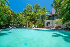 Swimming Pool | Tranquility Apartments Palm Cove