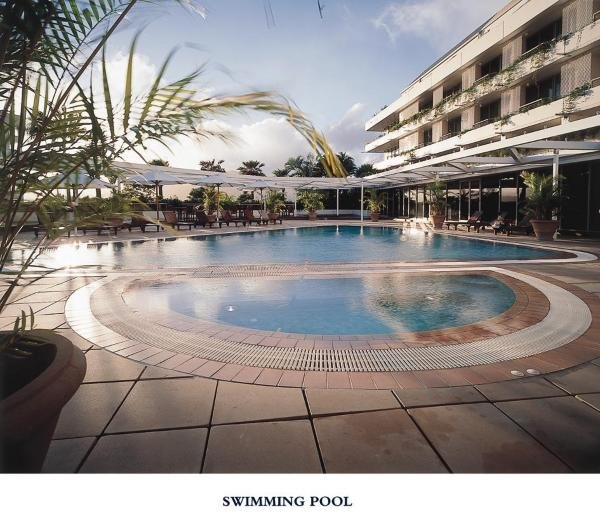 Swimming Pool with Spa Reef Hotel Casino Cairns