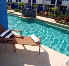 Swimout Balcony - Oaks Lagoons Port Douglas Holiday Apartments