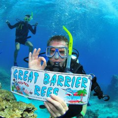 Dive Tours Cairns - Photo Opportunity | Great Barrier Reef Australia VIP Trip