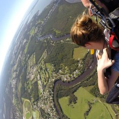 Take in Amazing Views Skydive Cairns