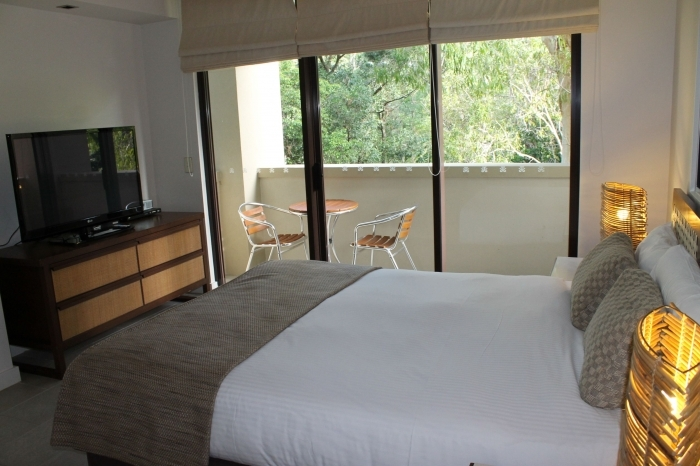 Palm Cove holiday apartment Studio Room