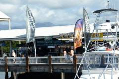 Teenagers Can Shop At The Port Douglas Marina Whilst Adults Enjoy One Of The Restaurant There | Holidays In North Queensland With Teenagers