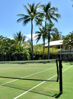Teenagers Will Love A Game Of Tennis Whilst Holidaying In Port Douglas North Queensland