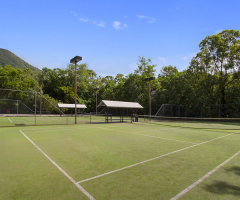 Tennis available at the Sports Centre - Hotel Grand Chancellor Palm Cove