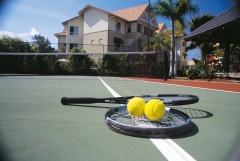 Tennis Court - Lakes Resort Cairns