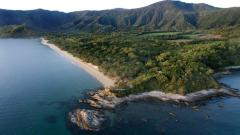 Thala Beach Nature Reserve - located on a secluded outcrop with ocean on three sides close to Port Douglas