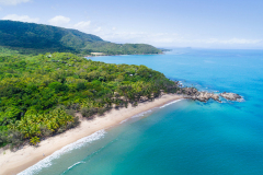 Thala Beach Nature Reserve, Port Douglas Luxury Beachfront Eco Retreat style accommodation