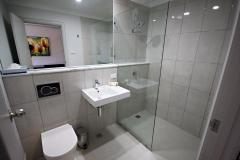 Private Ensuites with Walk in Showers - The Abbott Boutique Hotel Cairns