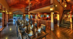 The Balcony Restaurant - Sovereign Resort Cooktown