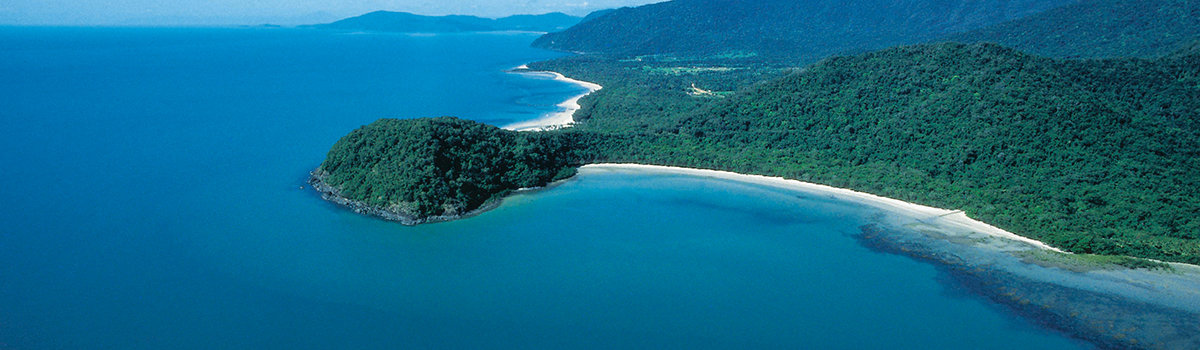 Daintree Rainforest & Cape Tribulation Rainforest Tours - Aerial view